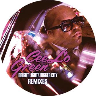 "Cee-Lo Green/BRIGHT LIGHTS... RMX'S 12"""