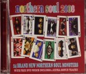 Various/NORTHERN SOUL 2008 CD + DVD
