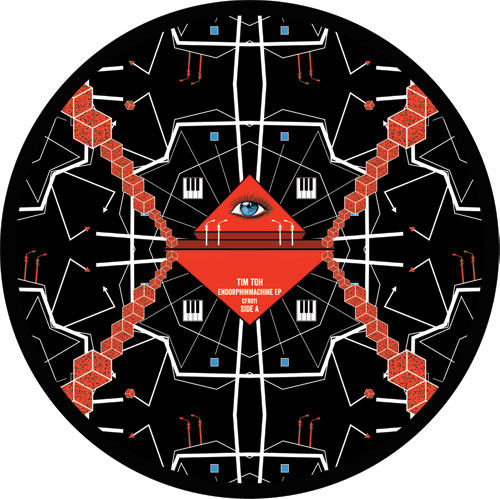 "Tim Toh/ENDORPHINMACHINE EP 12"""