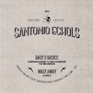 "Santonio Echols/BACK 2 BASICS 12"""
