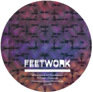 "T-Polar/FEETWORK EP 12"""