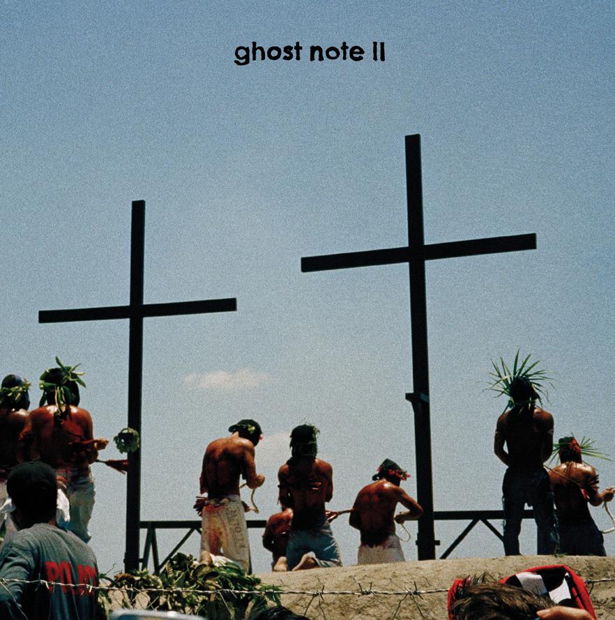 """Ghost Note/KAPWA & ALBULARYO 12"""""""