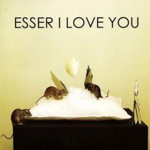 """Esser/I LOVE YOU  12"""""""