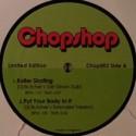 "Chopshop/VOL. 2 EP (GREEN) 12"""