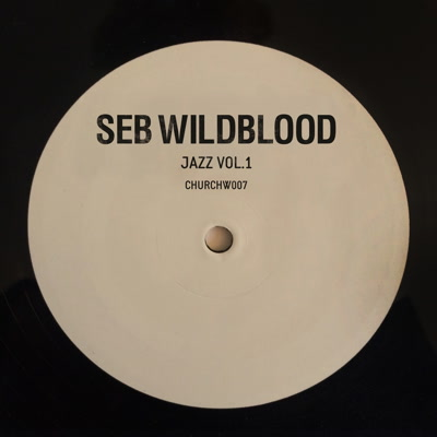 "Seb Wildblood/JAZZ VOL. 1 12"""