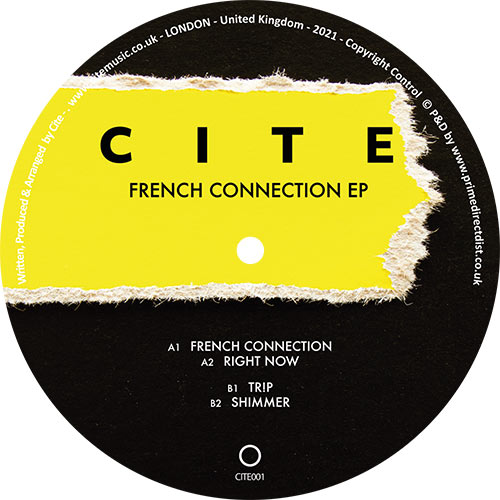 """Cite/FRENCH CONNECTION EP 12"""""""