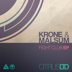 """Krone & Malsum/FIGHT CLUB 12"""""""