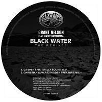 "Grant Nelson/BLACK WATER REMIXES 12"""