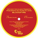 "Miquifaye vs. Kung Fu kHz/BLOODFIRE 12"""