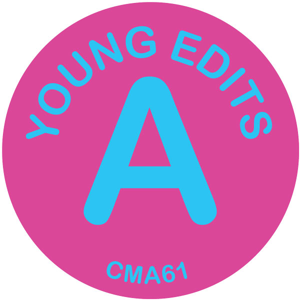 """Young Edits/YOUNG POP EDITS 12"""""""