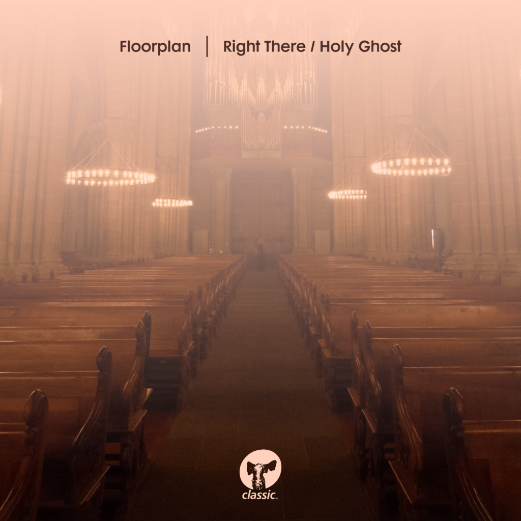 """Floorplan/RIGHT THERE & HOLY GHOST 12"""""""