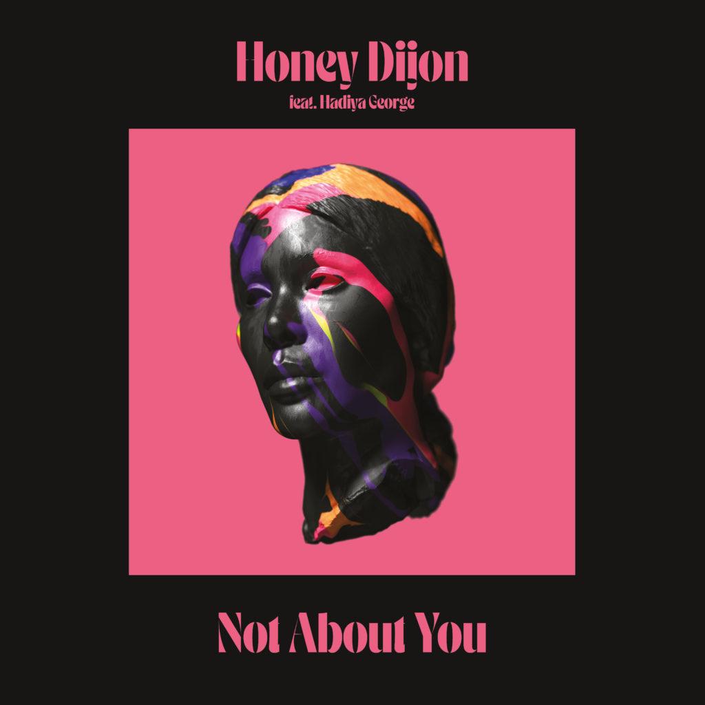"Honey Dijon/NOT ABOUT YOU 12"""