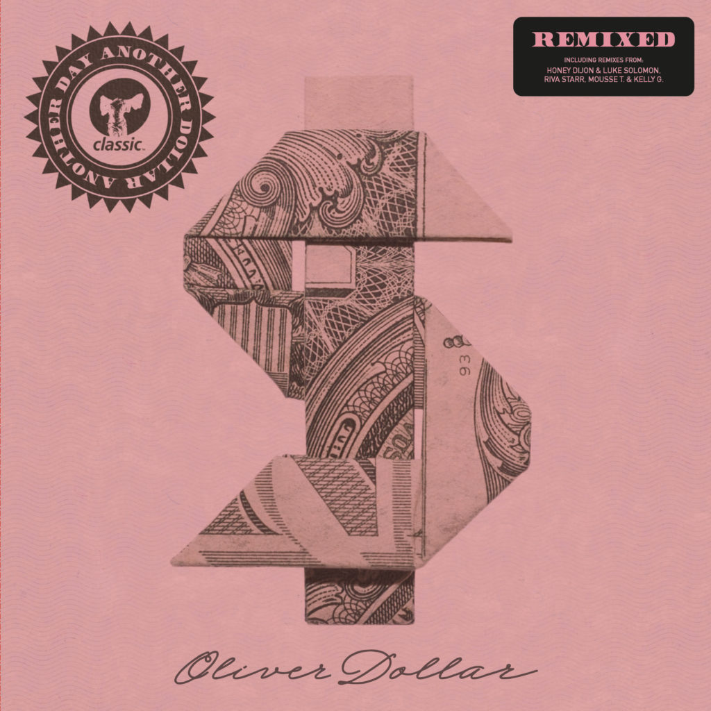 Oliver Dollar/ANOTHER DAY... REMIXED 12""