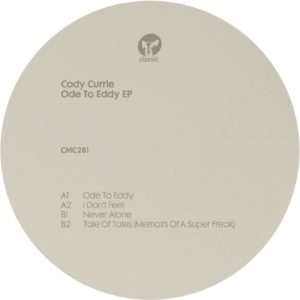 Cody Currie/ODE TO EDDY EP 12""