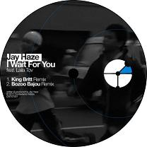 "Jay Haze/I WAIT FOR YOU - KING BRITT 12"""