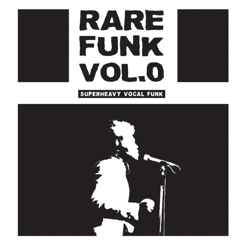 Various/RARE FUNK VOL. ZERO VOCALS LP