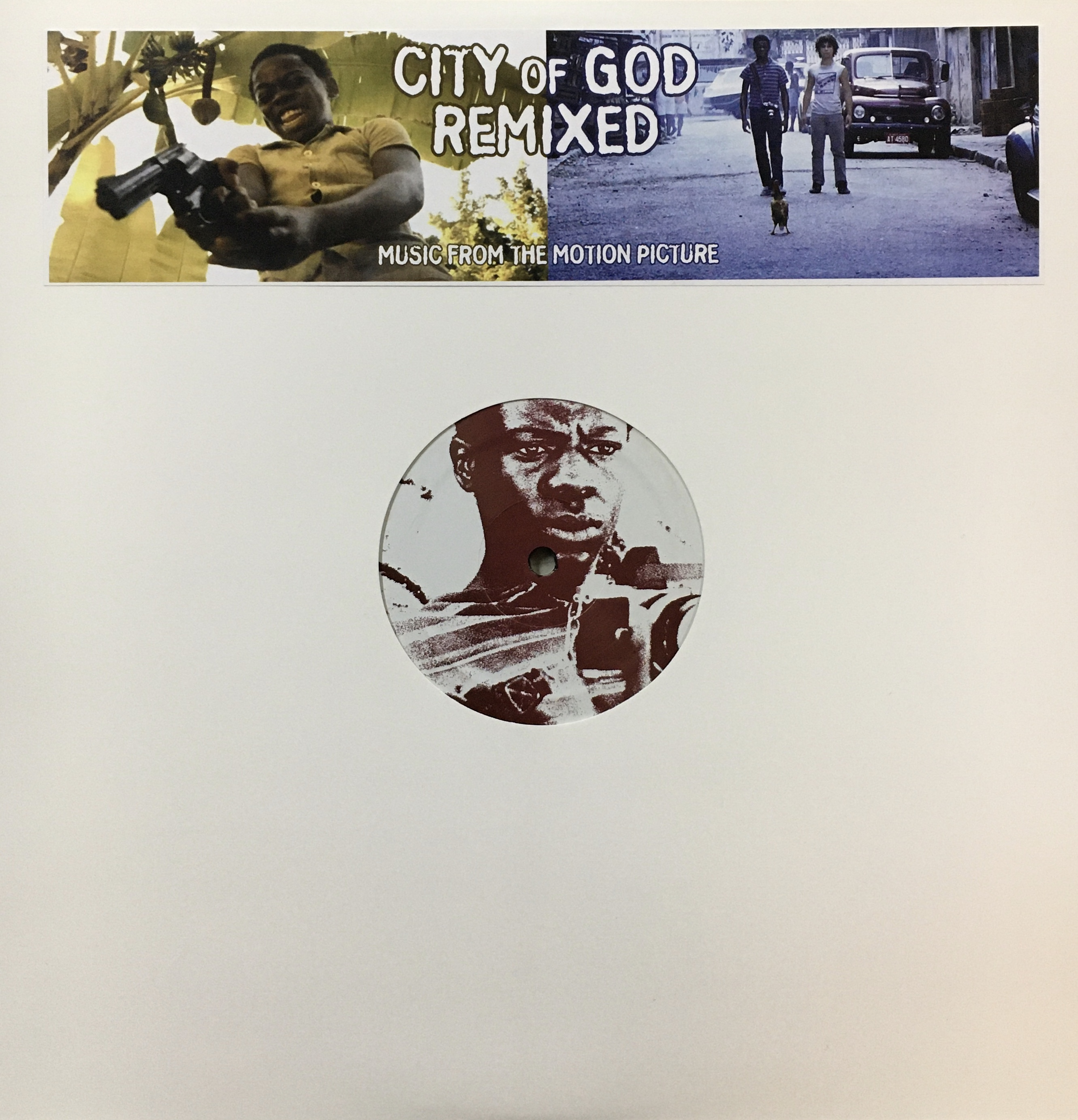 Drumagick/CITY OF GOD REMIXES 12""