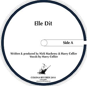 """Nick Mackrory/EP 12"""""""