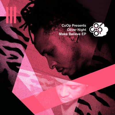 "Oliver Night/MAKE BELIEVE EP 12"""