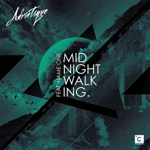 Adriatique/MIDNIGHT WALKING 12""