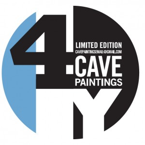 """Andy Blake/CAVE PAINTINGS 4 12"""""""