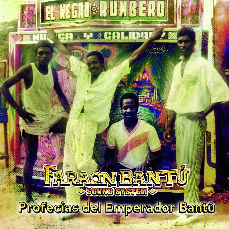 "Faraon Bantu Soundsystem/PROFESIAS 12"""