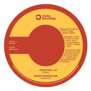 """Harvey Sutherland/PRIESTESS 12"""""""