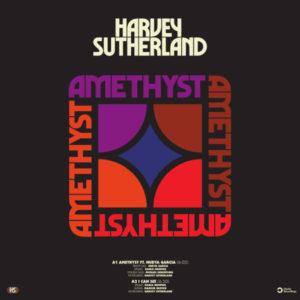 "Harvey Sutherland/AMETHYST 12"""