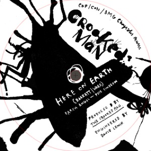 """Crooked Man/HERE ON EARTH 12"""""""