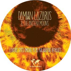 "Damian Lazarus/LOVERS... (DIXON RMX) 12"""