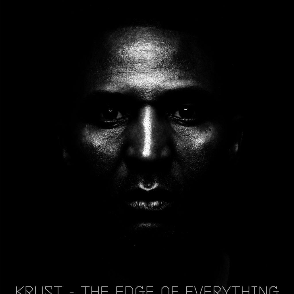 Krust/THE EDGE OF EVERYTHING (BLACK) 3LP