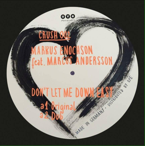 "Markus Enochson/DON'T LET ME DOWN... 12"""
