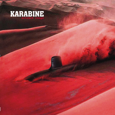 Karabine/OCTOBRE ROUGE 12""