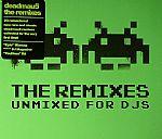 Deadmau5/THE REMIXES (UNMIXED) DCD