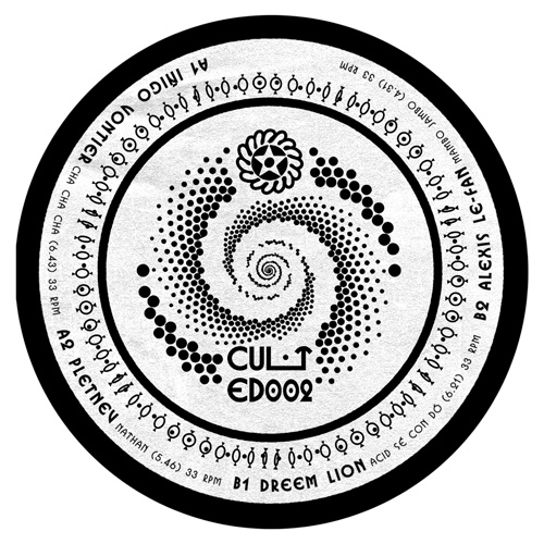 """Various/CULT EDITS 002 12"""""""