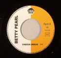 Betty Pearl/CHEESE BRAIN (PATCHWORKS) 7""