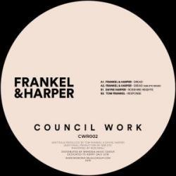 "Frankel & Harper/DREAD EP 12"""
