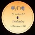 "Dedication/THE SUNDANCE EP 12"""