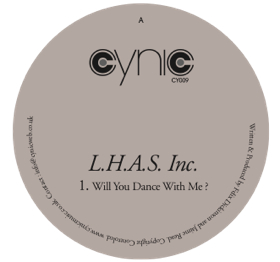 """L.H.A.S. Inc/WILL YOU DANCE WITH ME 12"""""""