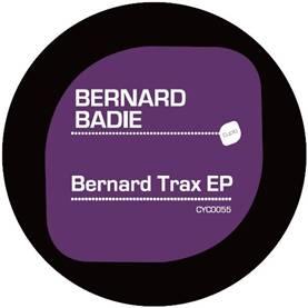 """Bernard Badie/BERNARD TRAX EP 12"""""""