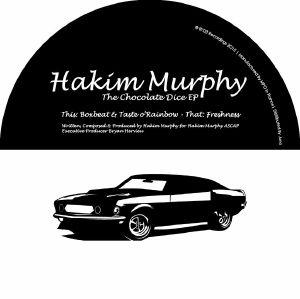 "Hakim Murphy/THE CHOCOLATE DICE EP 12"""