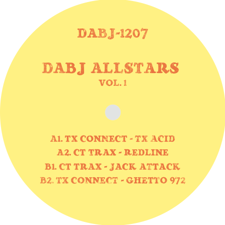 Various/DABJ ALLSTARS VOL. 1 12""