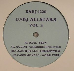 Various/DABJ ALLSTARS VOL. 3 12""