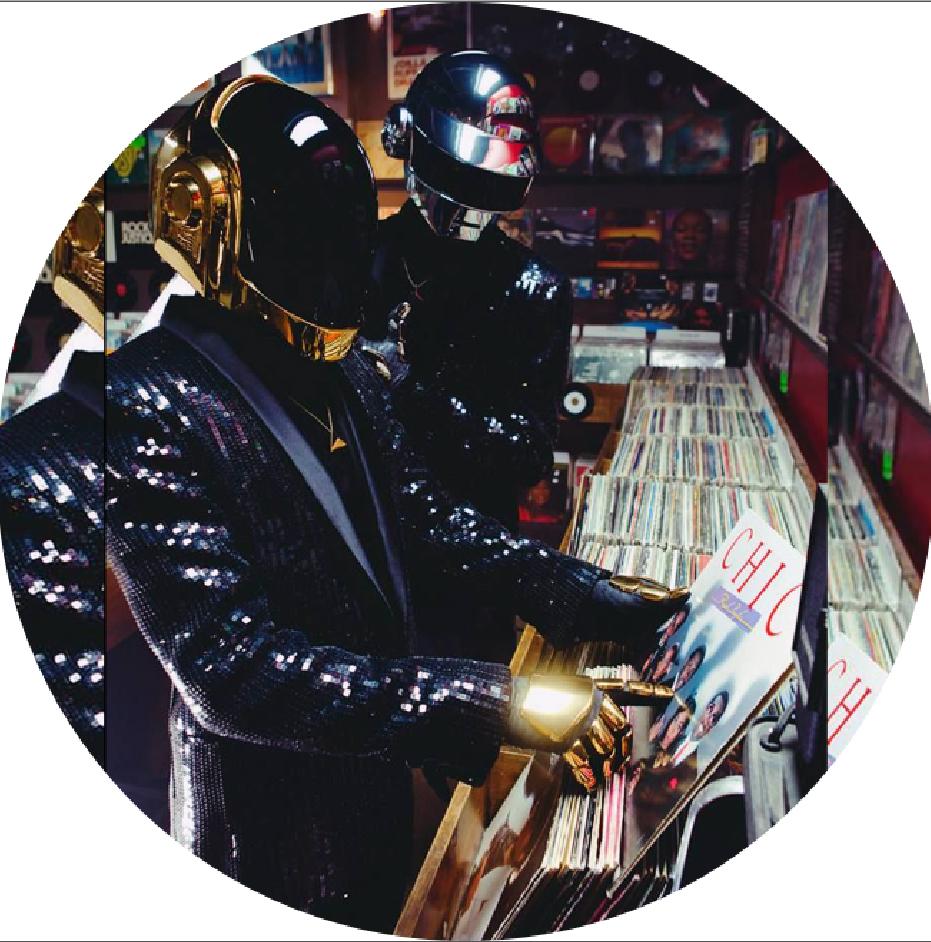 Daft Punk/DAFT PUNK SLIPMAT