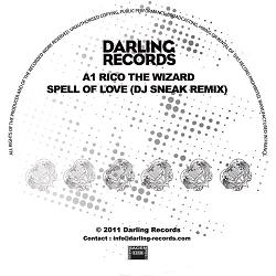 """Various/DARLING RECORDS EP ONE 12"""""""