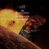 "Glenn Underground/CONTACT (NOVA) 12"""