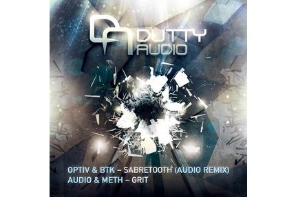 "Optiv & BTK/SABRETOOTH (AUDIO REMIX) 12"""