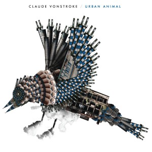 Claude Vonstroke/URBAN ANIMAL 3LP