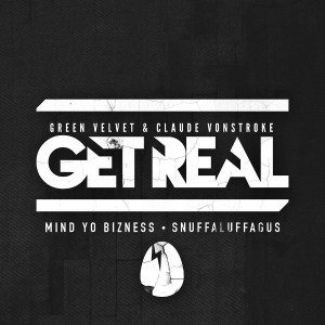 Get Real/MIND YO BIZNESS 12""
