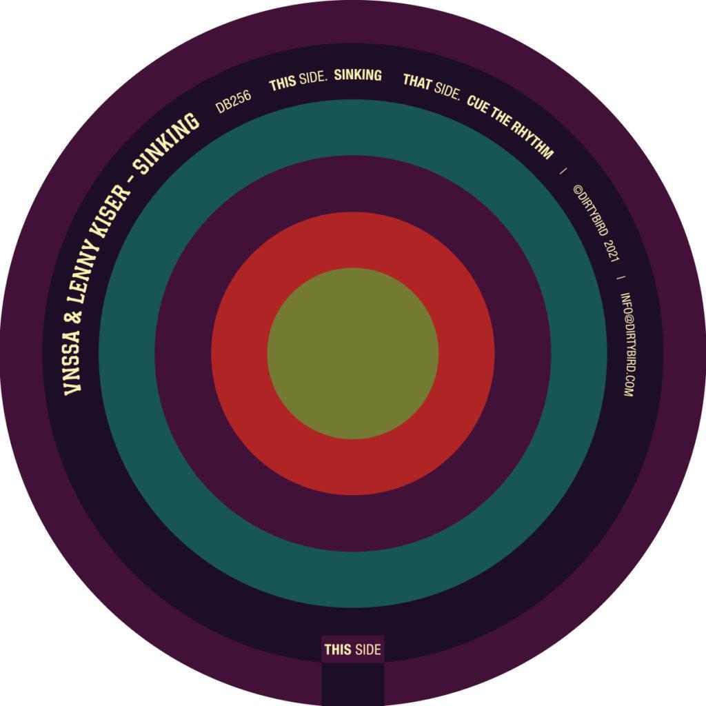 """Vnssa & Lenny Kiser/SINKING 12"""""""